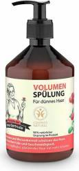 Balsam Oma Gertrude volum pentru par fin, germeni de grau si merisor, 500 ml Balsam