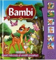 Bambi - apasa butoanele si asculta povestea
