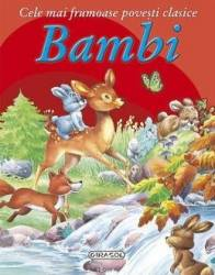 Bambi - Cele mai frumoase povesti clasice