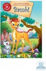 Bambi - Cele mai frumoase povesti cu autocolante