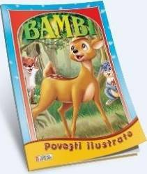 Bambi - Povesti Ilustrate a4