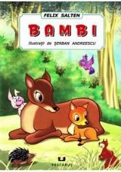 Bambi. Ilustratii de Serban Andreescu - Felix Salten