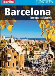 Barcelona Incepe calatoria - Berlitz Carti
