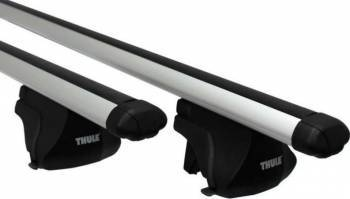 Kit Bare Auto Transversale Thule Smart Rack 785 Aluminiu 1270 mm