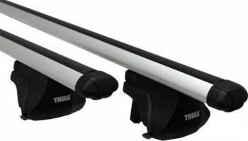 Kit Bare Auto Transversale Thule Smart Rack 785 Aluminiu 1270 mm
