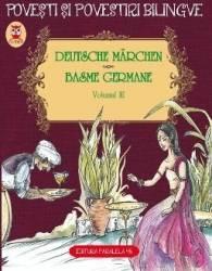 Basme Germane Vol. 3. Deutsche Marchen