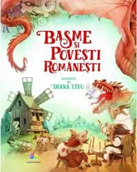 BASME SI POVESTI ROMANESTI Corint numar pagini 240 2017