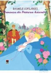 Basmele copilariei - Frumoasa din Padurea Adormita Carti