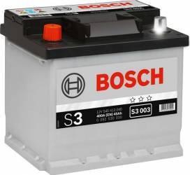Baterie auto Bosch S3 45AH 400A borna inversa Baterii auto