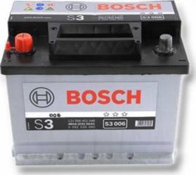 Baterie auto Bosch S3 56AH 480A borna inversa Baterii auto