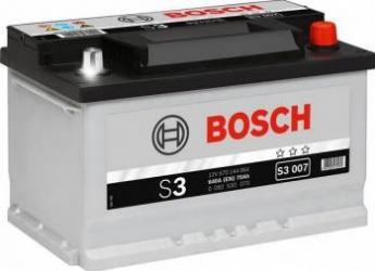 Baterie auto Bosch S3 70AH 640A borna normala Baterii auto