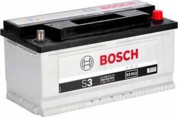 Baterie auto Bosch S3 88AH 740A borna normala Baterii auto
