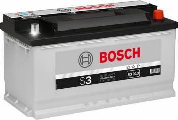 Baterie auto Bosch S3 90AH 720A borna normala Baterii auto