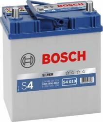 Baterie auto Bosch S4 40AH 330A borna inversa Asia Baterii auto