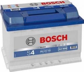 Baterie auto Bosch S4 74AH 680A borna inversa Baterii auto