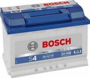 Baterie auto Bosch S4 74AH 680A borna normala Baterii auto