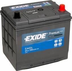 Baterie auto Exide Premium 65AH 580A borna normala Baterii auto