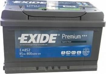 Baterie auto Exide Premium 85AH 800A borna normala Baterii auto