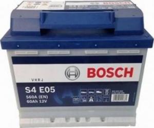 Baterie BOSCH 12V 60AH 560A 0092S4E050 Baterii auto