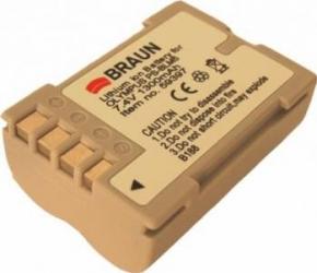 Baterie Braun BDP-BLM5 pentru Olympus BLM-5 Acumulatori si Incarcatoare dedicate