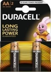 Baterie Duracell Basic AA LR06 2buc Acumulatori Baterii Incarcatoare