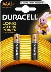 Baterie Duracell Basic AAA LR03 v2 2buc Acumulatori Baterii Incarcatoare
