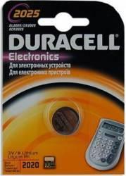 Baterie Duracell Specialitati Litiu 2025 - CR2025 Acumulatori Baterii Incarcatoare