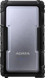Baterie Externa Adata 2x USB 2.0 16750mAh cu lanterna Led Argintiu Baterii Externe