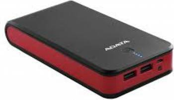 Baterie Externa ADATA P20100 Power Bank 20100mAh Black-Red Baterii Externe