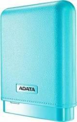 Imagini pentru Baterie portabila Power Bank Adata PV150, 10000mAh alb