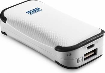 Baterie externa Goodram PB44GR1WR1 4400mAh White Baterii Externe