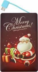 Baterie Externa Star Santa Claus Micro Usb 2500mah