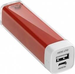 Baterie externa Tracer 2600mAh Red Baterii Externe