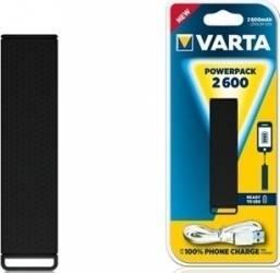 Baterie Externa Varta Powerpack 2600mah Negru