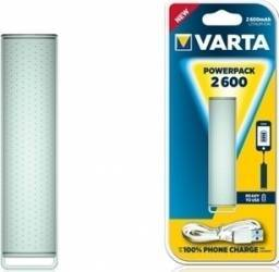 Baterie externa Varta Powerpack 2600mAh Menta Baterii Externe
