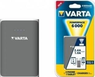 Baterie externa Varta Powerpack 6000mAh Baterii Externe