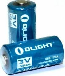 Baterie Olight 3V 1500mAh CR123A