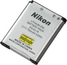 Baterie reincarcabila Nikon EN-EL19 Acumulatori si Incarcatoare dedicate