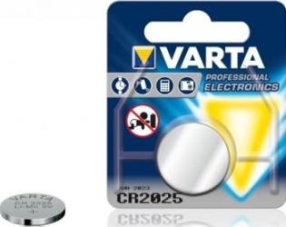 Baterie Varta CR 2025 tip buton - 1buc
