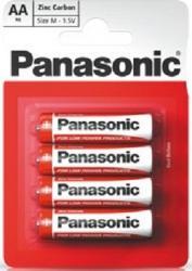 Baterii Panasonic R6RZ-4BP AA 4buc Acumulatori Baterii Incarcatoare