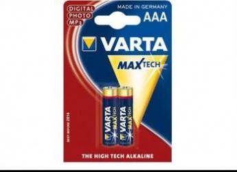 Baterii Varta Max Tech LR03 AAA - 2buc