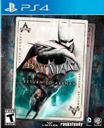 Batman Return to Arkham - PS4 Jocuri