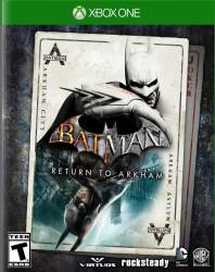 Batman Return to Arkham - Xbox One Jocuri