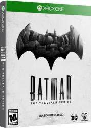 Batman The Telltale Series - Xbox One