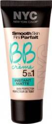 Baza machiaj New York Color BB Creme 5 in 1 Instant Matte 02 Medium