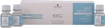 Fiole tratament Schwarzkopf Professional BC Bonacure Hair and Scalp Expert Hair Growth