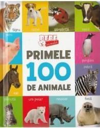 Bebe invata - Primele 100 de animale Carti