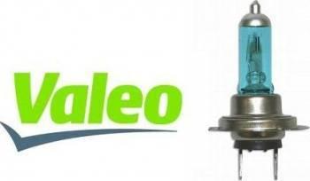 Bec auto cu halogen pentru far Valeo H7 12V 55W PX26d Blue Effect Becuri si sigurante auto