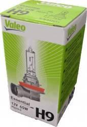 Bec auto cu halogen pentru far Valeo H9 12V 65W PGJ 19-5 Becuri si sigurante auto