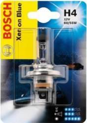 Bec auto far Bosch H4 12V 60 55W P43t Xenon Blue Blister Becuri si sigurante auto